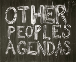 Other Peoples Agendas