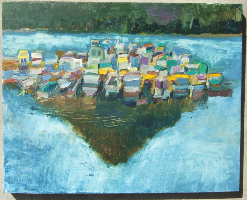 Big Bear Mt Boats