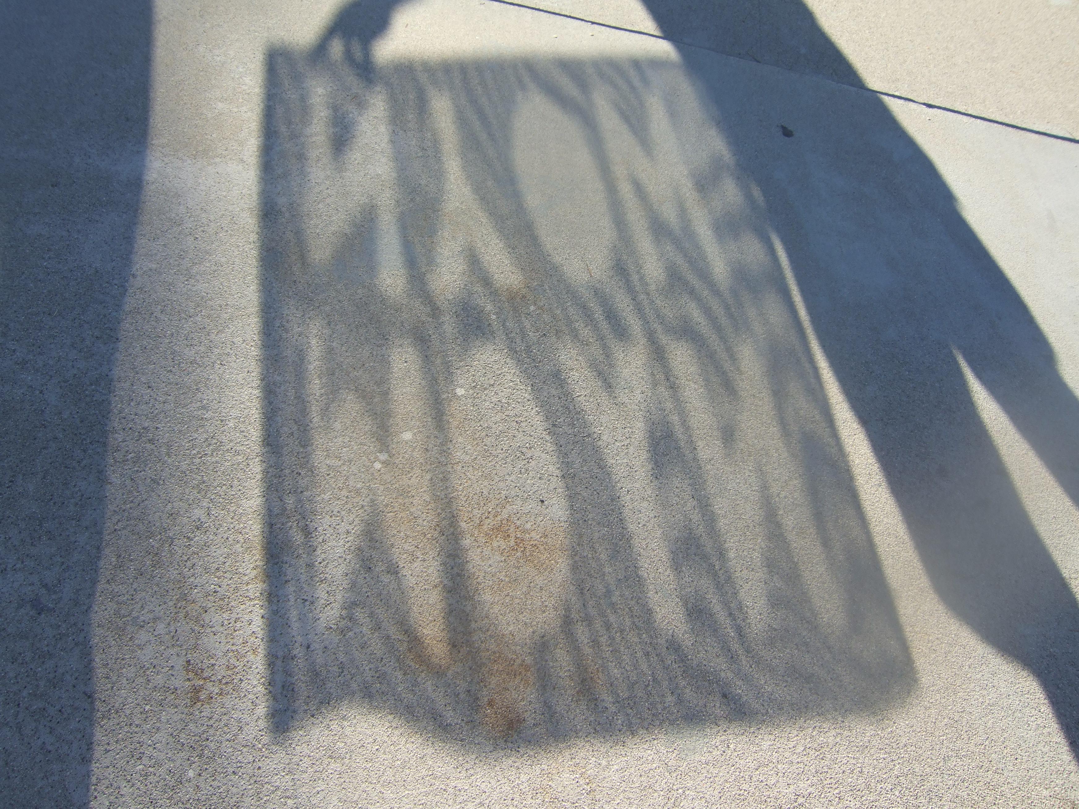 Detail - Mesh shadow MONY